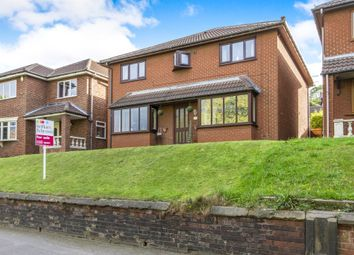 Thumbnail 4 bed detached house for sale in Buckingham Road, Conisbrough, Doncaster