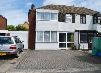 Thumbnail 4 bed semi-detached house for sale in Fullwell Avenue, Ilford