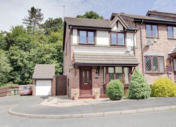 Thumbnail 3 bed terraced house for sale in Whinchat Grove, Kidderminster