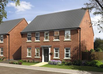 """Thumbnail 4 bedroom detached house for sale in """"Chelworth"""" at Burnby Lane, Pocklington, York"""
