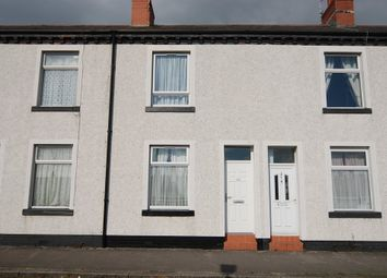 Thumbnail 2 bed terraced house for sale in Marsh Street, Barrow-In-Furness, Cumbria