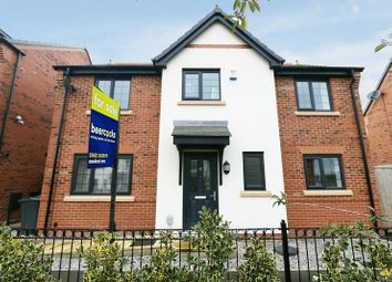 Thumbnail 3 bed detached house for sale in Coppice View, Hull