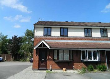 Thumbnail 2 bed end terrace house to rent in Chesterton Grove, Ettiley Heath, Sandbach