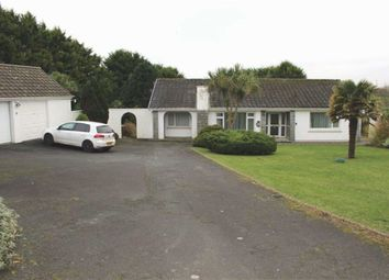 Thumbnail 4 bed detached bungalow for sale in Bunkers Hill, Steynton, Milford Haven