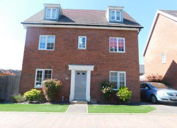 Thumbnail 6 bed detached house for sale in Peregrine Drive, Stowmarket