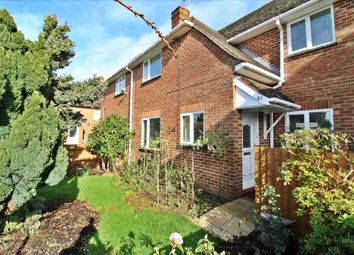 Thumbnail 2 bed terraced house for sale in Barnes Crescent, Wimborne