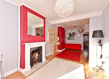 2 bed terraced house for sale in Clarendon Road, Harringay, London N15