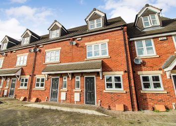 Thumbnail 4 bed town house to rent in Winifred Street, Hucknall, Nottingham