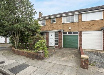 Thumbnail 3 bed semi-detached house for sale in Burnage Gardens, Blackpool
