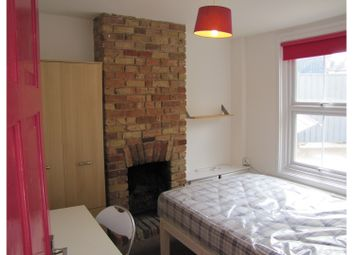 Thumbnail 5 bed end terrace house to rent in Alma Street, Canterbury