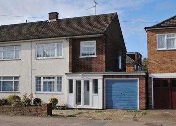 3 bed semi-detached house for sale in Linkside Road, Bishop's Stortford, Hertfordshire CM23
