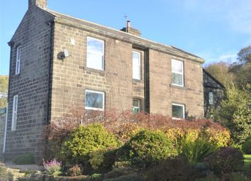 Thumbnail 4 bed detached house for sale in Cousinville, Wadsworth, Hebden Bridge.