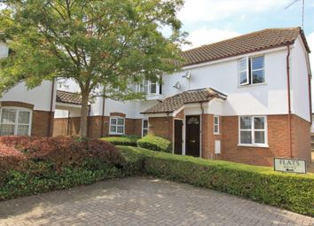 Thumbnail 2 bed flat for sale in Humphries Way, Milton, Cambridge