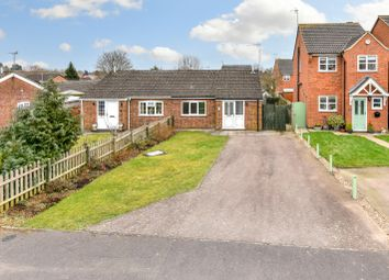 Thumbnail 2 bed bungalow for sale in Palmerston Close, Leicester, Leicestershire