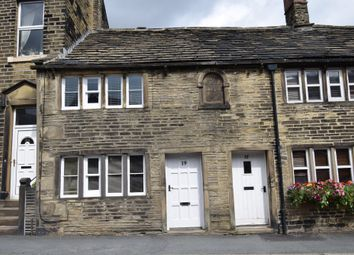 Thumbnail 2 bed cottage for sale in Hill Top Road, Slaithwaite, Huddersfield