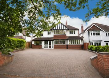 Thumbnail 6 bed detached house for sale in Danford Lane, Solihull