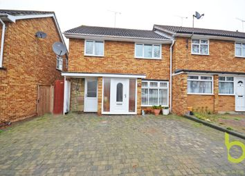 Thumbnail 3 bed end terrace house for sale in Long Acre, Basildon