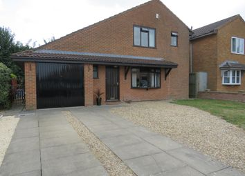 Thumbnail 3 bed property to rent in Holyrood Close, Donington, Spalding