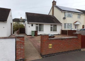 Thumbnail 1 bed bungalow for sale in Inglewood Road, Clifton, Nottingham