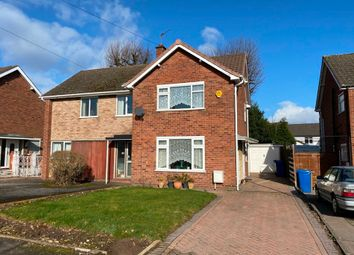 Thumbnail 2 bed semi-detached house to rent in Nailers Drive, Burntwood
