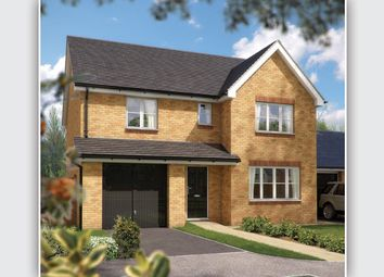 "Thumbnail 4 bedroom detached house for sale in ""The Lincoln"" at Stratton Road, Bude"