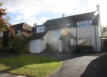 Thumbnail 4 bedroom detached house to rent in Westbury Road, Northwood