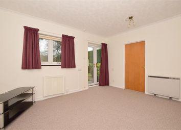 Russet Court, Coxheath, Maidstone, Kent ME17. 2 bed terraced bungalow