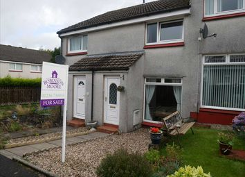 Thumbnail 2 bedroom terraced house for sale in Redburn Road, Cumbernauld, Glasgow