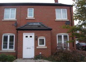 Thumbnail 3 bed semi-detached house for sale in Kilderkin Court, Smethwick, Birmingham