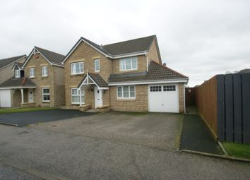 Thumbnail 4 bed detached house to rent in Whitehills Court, Ellon, Aberdeenshire