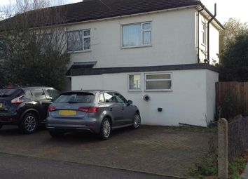 Thumbnail 4 bed semi-detached house for sale in Hartforde Road, Borehamwood, Hertfordshire