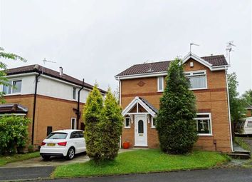 Thumbnail 4 bed detached house for sale in Broadstone Close, Prestwich, Prestwich Manchester