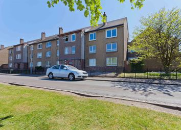 Thumbnail 3 bed flat for sale in Glasgow Road, Camelon, Falkirk