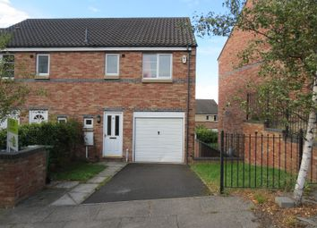 Thumbnail 4 bedroom semi-detached house to rent in Windmill Way, Gateshead, Tyne & Wear.