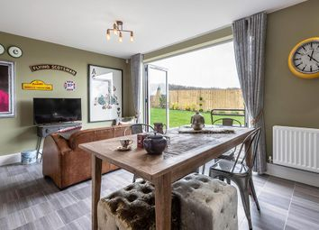 """Thumbnail 4 bed detached house for sale in """"The Glastonbury"""" at Greenhill Road, Coalville"""