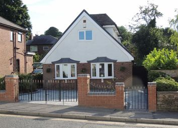 Thumbnail 4 bedroom detached house for sale in Greave, Romiley, Stockport