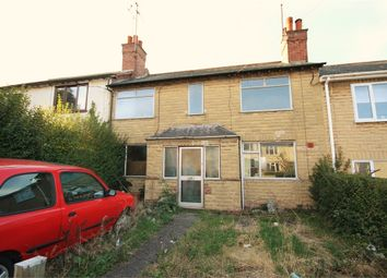 Thumbnail 4 bed terraced house for sale in Bentinck Terrace, Warsop, Mansfield, Nottinghamshire