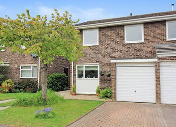 Thumbnail 4 bed semi-detached house for sale in Carters Way, Swavesey, Cambridge