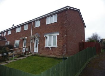 Thumbnail 3 bed end terrace house to rent in Sideland Close, Stockwood, Bristol