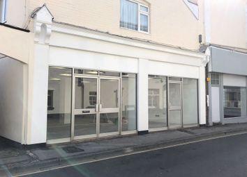 Thumbnail Retail premises to let in Albany Street, Newton Abbot