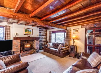 Thumbnail 4 bed detached house for sale in The Green, Sharlston Common, Wakefield