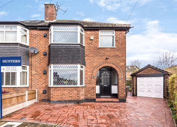 Thumbnail 3 bed semi-detached house to rent in Greenacre Lane, Worsley, Manchester
