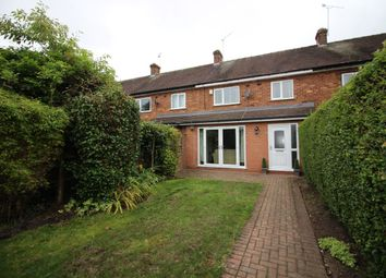 Thumbnail 3 bed terraced house to rent in Victoria Road, Chester
