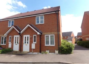 Thumbnail 2 bed semi-detached house for sale in The Glebe, Clapham, Bedford, Bedfordshire