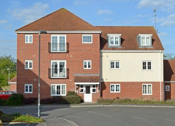 Thumbnail 2 bed flat for sale in St. James Croft, York