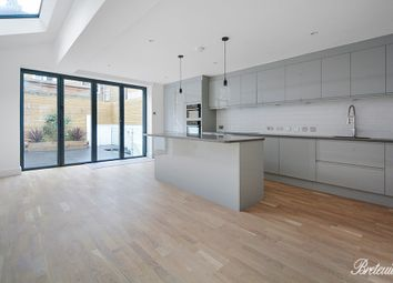 5 bed terraced house for sale in Clonmel Road, London SW6