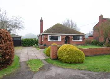 Thumbnail 2 bed detached bungalow for sale in Church Road, Stickford, Boston