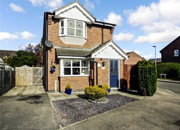 Thumbnail 3 bed detached house for sale in Florian Way, Hinckley, Leicestershire