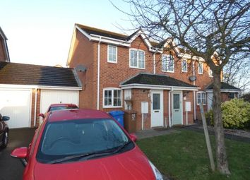 Thumbnail 2 bed end terrace house for sale in Pinglehill Way, Chellaston, Derby, Derbyshire