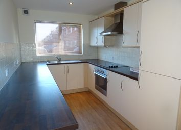 Thumbnail 2 bed flat to rent in Bakers Court, Powlett Road, Hartlepool